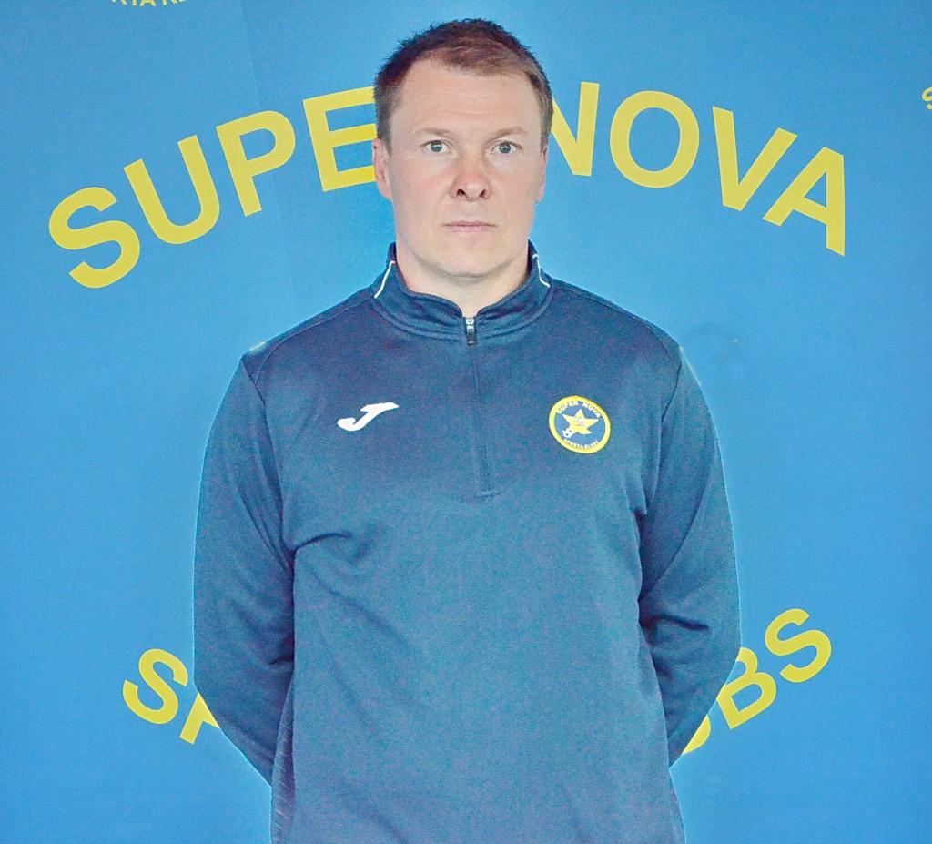 Aleksandrs Proskurņins ( Vārtsargu treneris)